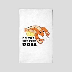 Lobster Roll Area Rug