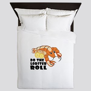 Lobster Roll Queen Duvet