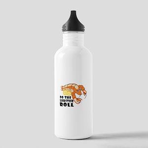 Lobster Roll Water Bottle