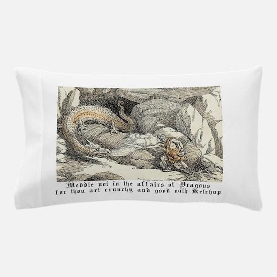 Unique Dungeons dragons Pillow Case
