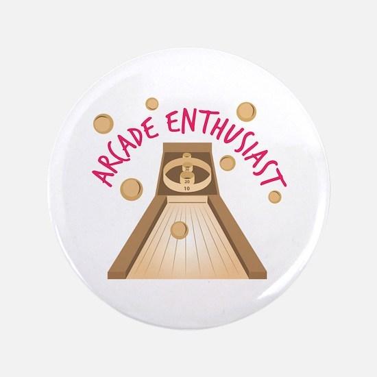Arcade Enthusiast Button