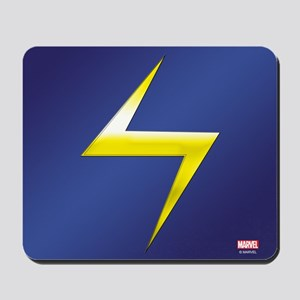 Ms. Marvel Bolt Mousepad