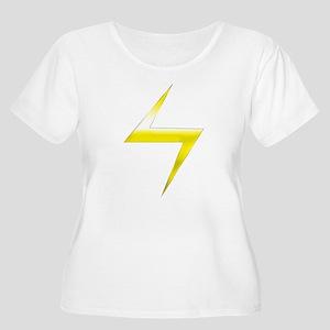 Ms. Marvel Bo Women's Plus Size Scoop Neck T-Shirt
