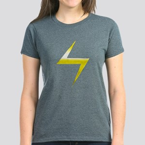 Ms. Marvel Bolt Women's Dark T-Shirt