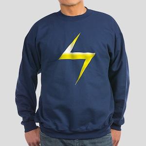 Ms. Marvel Bolt Sweatshirt (dark)
