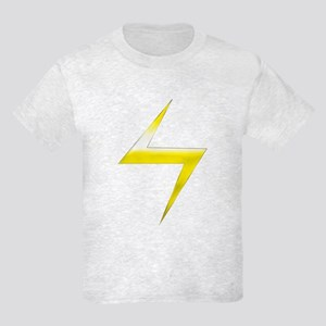 Ms. Marvel Bolt Kids Light T-Shirt