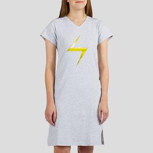 Ms. Marvel Bolt Women's Nightshirt