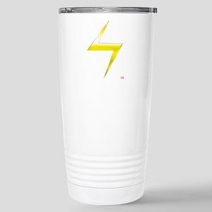 Ms. Marvel Bolt Stainless Steel Travel Mug