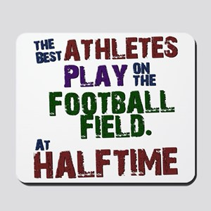 The Best Athletes Mousepad