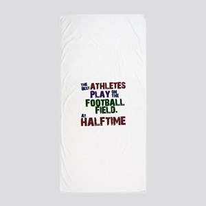 The Best Athletes Beach Towel