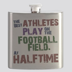 The Best Athletes Flask