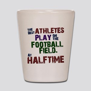 The Best Athletes Shot Glass