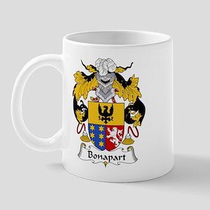 Bonapart Family Crest Mug