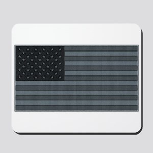 US Flag Urban Patch Mousepad