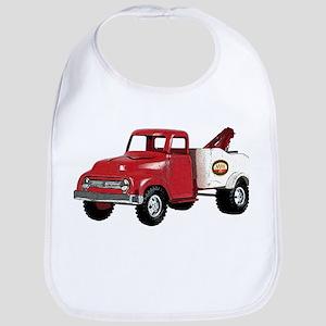 Vintage Toy Truck Bib
