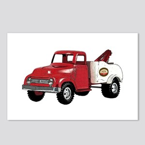 Vintage Toy Truck Postcards (Package of 8)