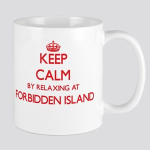 Keep calm by relaxing at Forbidden Island Nor Mugs