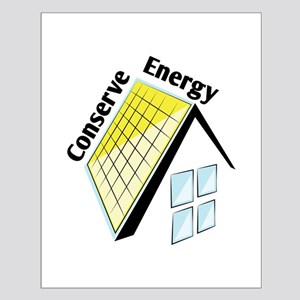 Conserve Energy Posters