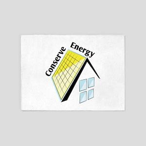 Conserve Energy 5'x7'Area Rug