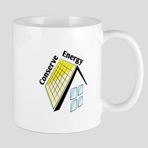 Conserve Energy Mugs
