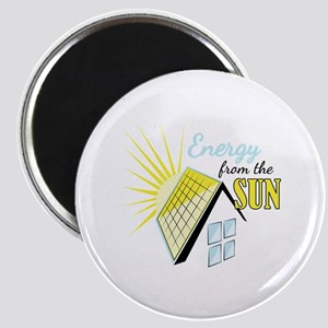 Energy From Sun Magnets
