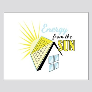 Energy From Sun Posters