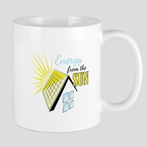 Energy From Sun Mugs