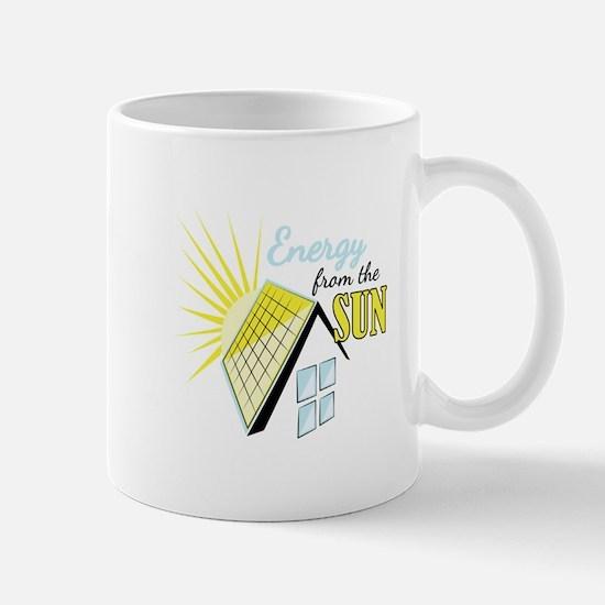 Energy From Sun Mugs