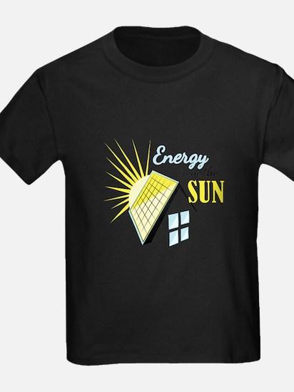 Energy From Sun T-Shirt