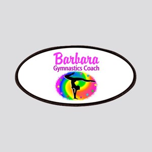 GYMNAST COACH Patch