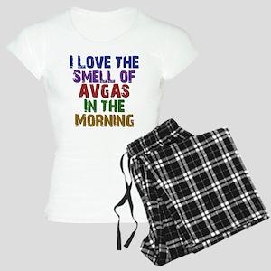 Love the Smell of AvGas Pajamas