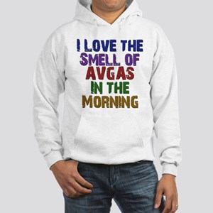 Love the Smell of AvGas Hoodie