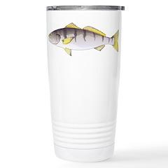 White Seabass Travel Mug