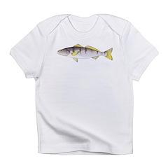 White Seabass Infant T-Shirt