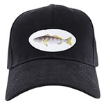 White Seabass Baseball Hat