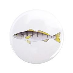 White Seabass Button