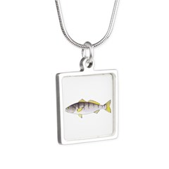 White Seabass Necklaces