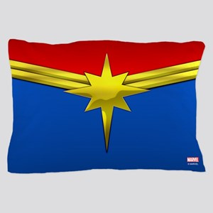 Captain Marvel Pillow Case