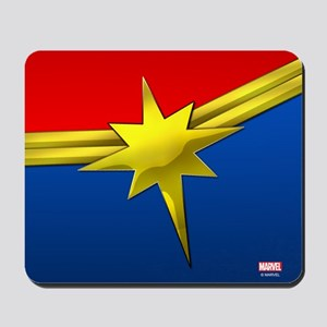 Captain Marvel Mousepad