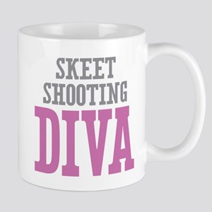 Skeet Shooting DIVA Mugs