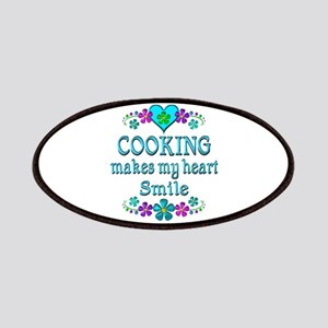 Cooking Smiles Patch