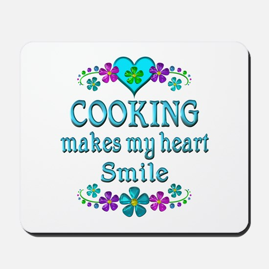 Cooking Smiles Mousepad