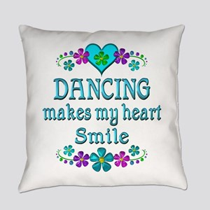Dancing Smiles Everyday Pillow