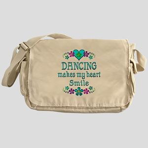 Dancing Smiles Messenger Bag
