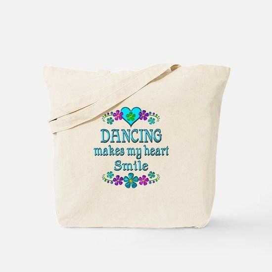 Dancing Smiles Tote Bag