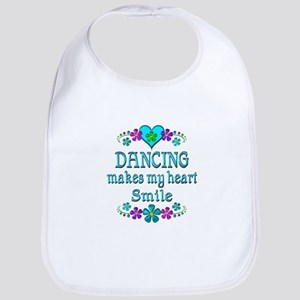 Dancing Smiles Bib