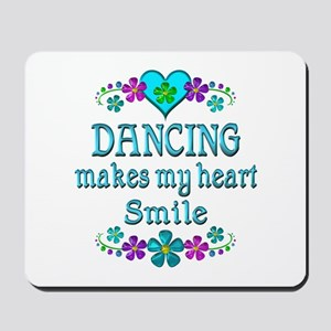 Dancing Smiles Mousepad