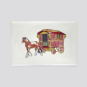 GYPSY WAGON Magnets