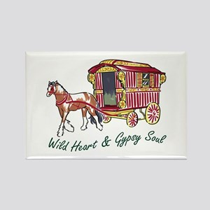 WILD HEART GYPSY SOUL Magnets