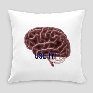 Brain Everyday Pillow